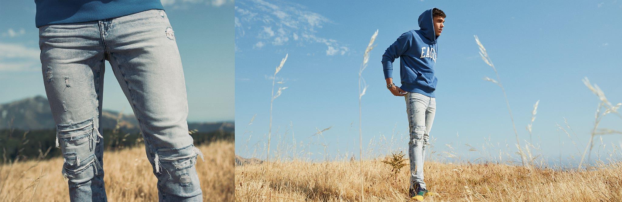 Men's Featured Jeans